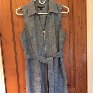 Sharagano sleeveless dress